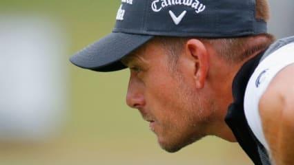 Henrik Stenson bleibt bei der Tour Championship in Führung. (Foto: Getty)