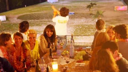 Entertainment für die ganze Familie und Platz für Pausen - so stellt sich Peter Merck die Golf Lounge Country vor. (Foto: Golf Lounge)