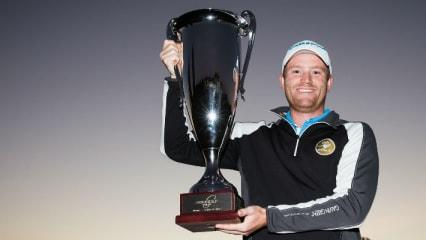 Philipp Mejow Pro Golf Tour Gesamtsieger
