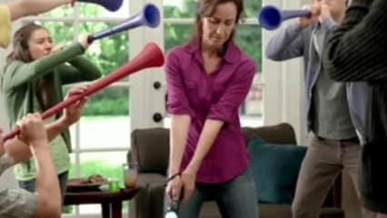 Golfwerbung Playstation Move