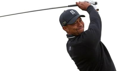 Abschlagen wie Tiger Woods: Nike will den Traum wahr machen. (Foto: getty)