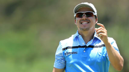 Christiaan Basson Alfred Dunhill Championship