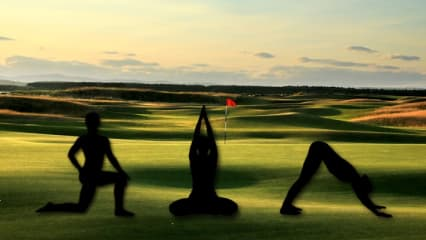 """Golf und Yoga: """"Das ist nicht das, was Sie sich vorstellen"""""""