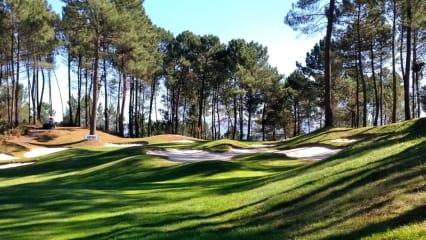 Amarante Golf in Portugal - ein anpruchsvoller Golfplatz im Osten Portos. (Foto: Michael F. Basche)