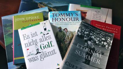 Neun Buchtipps für alle Golffans