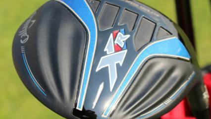 Im Fokus der Weiterentwicklung stand die Aerodynamik des neues Callaway XR 16 Drivers. (Foto: Golf Post)
