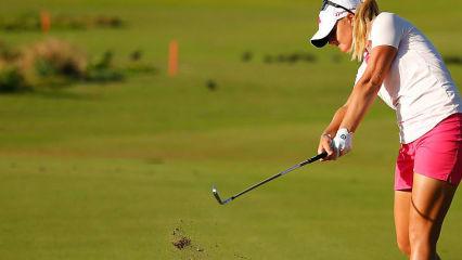 Anna Nordqvist ist eine der Führenden bei der Bahamas LPGA Classic. (Foto: Getty)