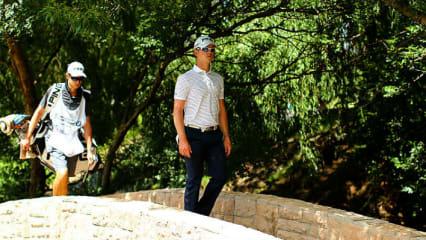 Brandon Stone siegt mit Ping. (Foto: Getty)