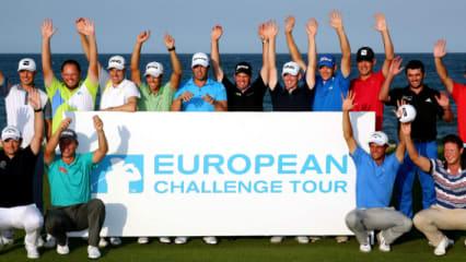 Der neue Turnierkalender der Challenge Tour ist raus. Wer wird sich 2016 die Karte für die European Tour sichern? (Foto: Getty)