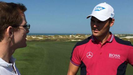 Golf Post traf Martin Kaymer in Abu Dhabi zu einem exklusiven Interview.