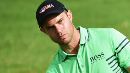 Bernd Ritthammer löste bei der Tshwane Open in Pretoria das Ticket ins Wochenende. (Foto: Getty)
