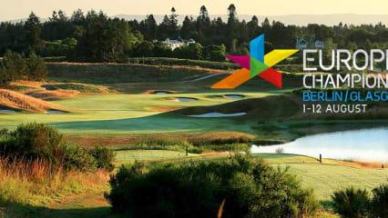 Im Rahmen der European Championships 2018 wird es erstmals eine Europameisterschaft im Golf in Gleneagles geben.