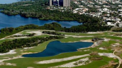Golfer könnten bei Olympia wegen der stehenden Gewässer auf dem Platz besonders gefährdet sein. (Foto: Getty)