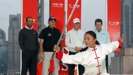 Auf Messers Schneide: China und Golf, so richtig warm werden die beiden nicht. (Foto: Getty)