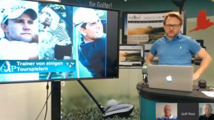 An jedem verdammten Montag: Der Golf Post Talk - geballte Golf-Kompetenz unterhaltsam verpackt! (Foto: Youtube)
