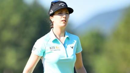 Sandra Gal macht wieder einige Plätze in der Weltrangliste gut. (Foto: Getty)