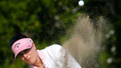 Sandra Gal ist mit einer guten Leistung in die HSBC Women´s Champions in Singapur gestartet. (Foto: Getty)