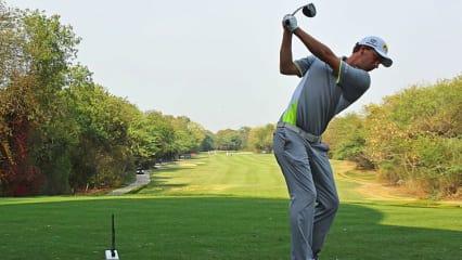 Marcel Siem hat bei der China Open Chancen auf den Sieg. (Foto: Getty)