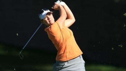 Caroline Masson wird bei der Swinging Skirts sicher nur noch um einen Top-20-Platz mitspielen können. (Foto: Getty)