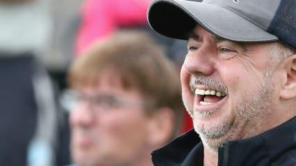 Helmut Zerlett schaltet beim Golf ab - der Musiker im Golf Post Interview. (Foto: Getty)