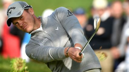 Danny Willett Irish Open