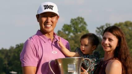 James Hahn Wells Fargo Championship Sieger
