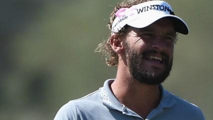 Golf-Video: Josst Luiten mit neuster Putting-Technik. (Foto: Getty)