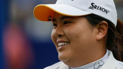 Ein strahlendes Lächeln: Inbee Park ist mit 27 Jahren das jüngste Mitglied der World Golf Hall of Fame. (Foto: Getty)