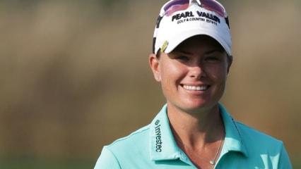 Die Südafrikanerin ist die erste Golferin, die ihre Teilnahme an den Olympischen Spielen absagt. (Foto: Getty)