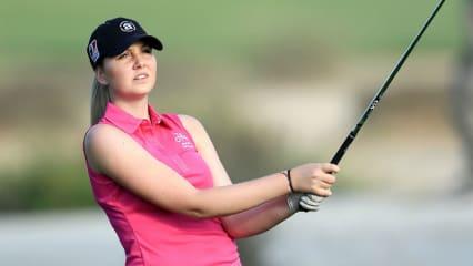 Olivia Cowan mit starker Auftaktrunde bei der Golf Park Pilsen. (Foto: Getty)