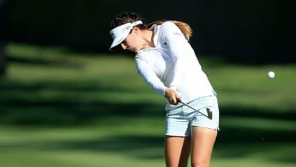 Verlor den Anschluss an die Top-Positionen: Sandra Gal spielte bei der Meijer LPGA Classic am Moving Day nur hinterher. (Foto: Getty)