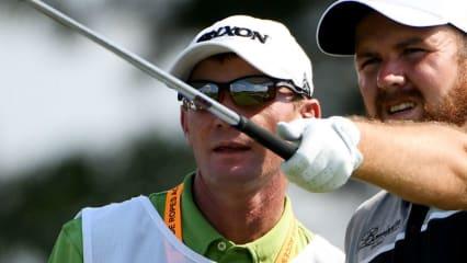 Der Ire Shane Lowry ging mit Vorsprung ins Finale der US Open, am Ende siegte allerdings Dustin Johnson.