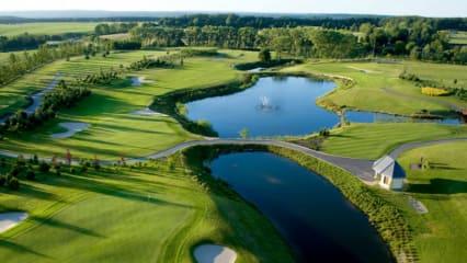 Der Sierra Golf Club ist optisch ein absolutes Highlight unter den Golfplätzen in Polen. (Foto: sierragolf.pl)