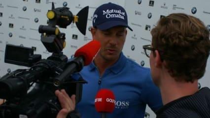 Henrik Stenson zur BMW International Open (Foto: Golf Post)