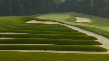 Die Bunker im Oakmont Country Club - Welche Herausforderung sie bieten, wissen unsere Experten im Golf Post Talk. (Foto: Getty)