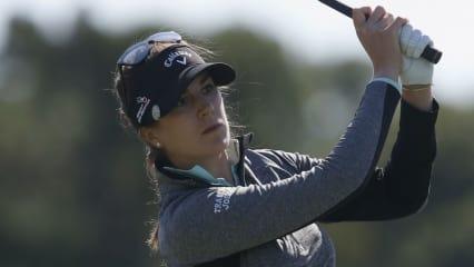 Sandra Gal legt einen guten Start hin bei der Women's PGA Championship in Washington. (Foto: Getty)
