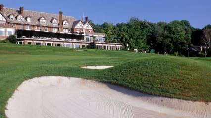 Der Baltusrol Golf Club ist zum zweiten Mal Ausrichter der PGA Championship. (Foto: Getty)