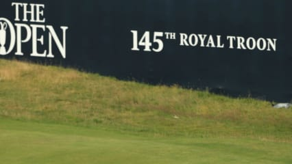 LIVETICKER British Open: Moving Day im Royal Troon
