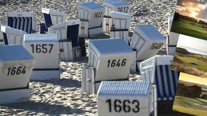 Deutschlands Golfinseln laden zur gemütlichen Runde