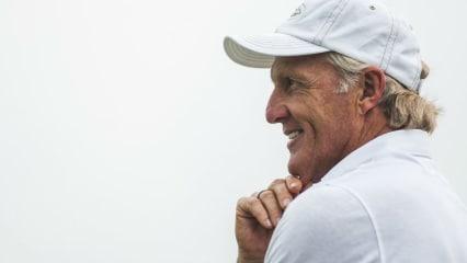 Greg Norman, der weiße Hai. Ein Golfer, der Unternehmer geworden ist. (Foto: Getty)