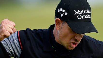 Henrik Stenson British Open Championship 2016 Putt Video