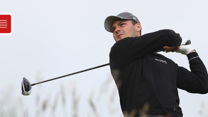 Martin Kaymer bei der Scottish Open