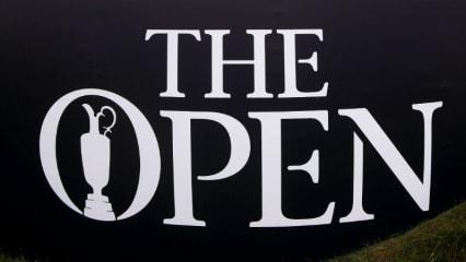 LIVETICKER British Open: Auf geht's zur zweiten Runde
