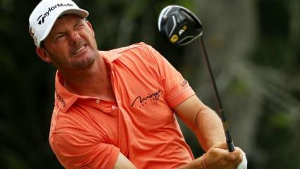 Letzter Stopp vor Rio: Alex Cejka bringt sich auf der PGA Tour für olympische Aufgaben in Form. (Foto: Getty)