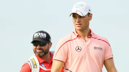 Made in Denmark: Martin Kaymer hat Thomas Pieters vor sich im Blick. (Foto: Getty)