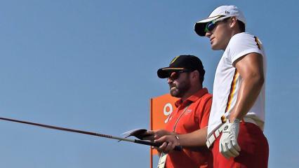 Martin Kaymer Alex Cejka Olympia 2016 Golf Proberunde