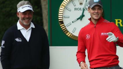 Martin Kayer will sich am Wochenende bei Darren Clarke fürdie Ryder-Cup-Wildcard bewerben. (Foto: Getty)