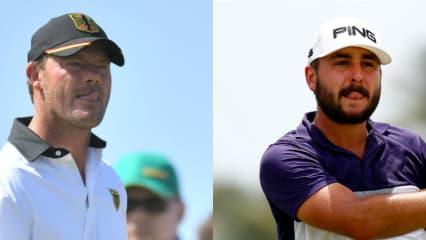 Alex Cejka und Stephan Jäger haben einiges gemeinsam - das macht sie zu einem guten Team für den World Cup of Golf. (Foto: Getty)