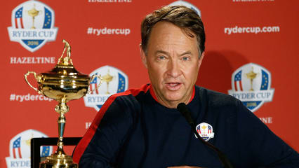 Captain Davis Love III Team USA Captains Picks Ryder Cup 2016