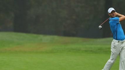 Die Wetterunterbrechungen bringen die Italian Open und Martin Kaymer aus dem Rythmus. (Foto: Getty)